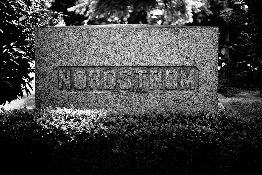John Nordstrom – Lave View Cemetery, Seattle, WA